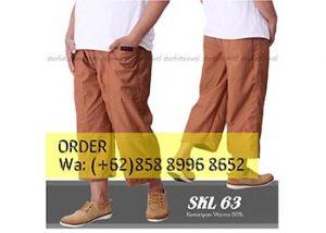 Celana Sirwal Bahan Katun murah berkualitas
