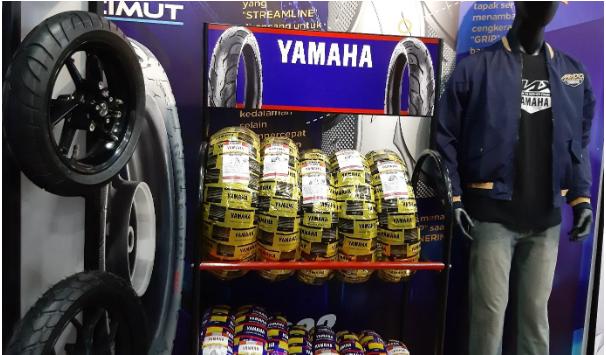 Cari Ban Baru Berkualitas, Sekarang Disediakan Yamaha