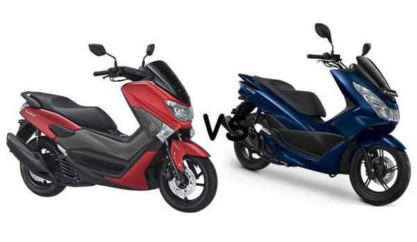 Honda ADV VS Yamaha Nmax Mana yang Lebih Unggul?